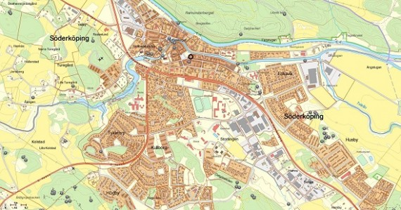 Söderköping närbild